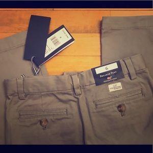 Vineyard Vines boys dress slacks gray size 6